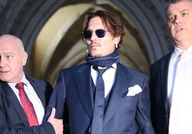 Johnny Depp : ces embarrassants SMS qu'il tente de cacher à la justice