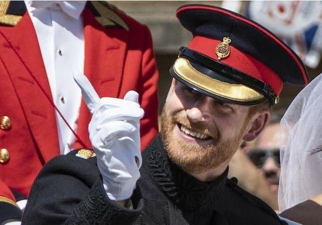 La veille de son mariage, le prince Harry a téléphoné à son ex