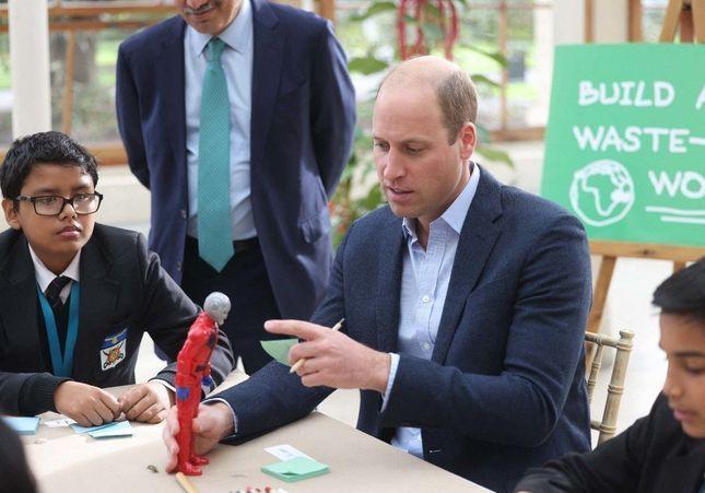 Le prince William fait une adorable confidence sur la princesse Charlotte