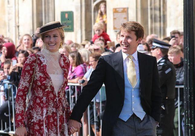 Mariage royal : James Blunt et Sofia Wellesley, la mélodie du bonheur