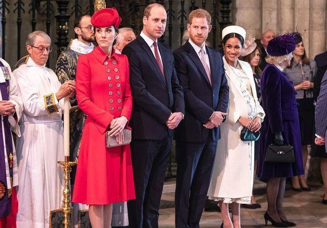 Meghan et Harry : la rupture est consommée avec William et Kate, Buckingham s'en mêle