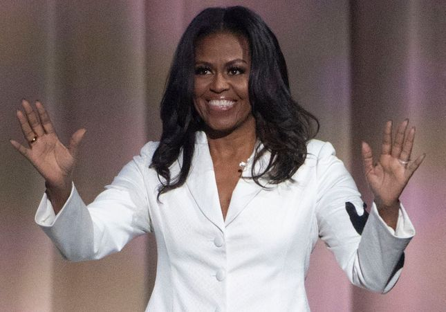 Michelle Obama : l'adorable surprise de Barack Obama lors sa tournée pour son livre « Devenir »