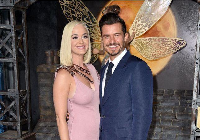 Présidentielle américaine : Katy Perry et Orlando Bloom appellent les Américains à voter pour le bien de leur fille