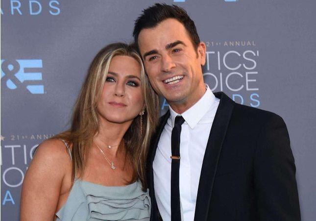 Tout juste séparé de Jennifer Aniston, Justin Theroux serait déjà en couple