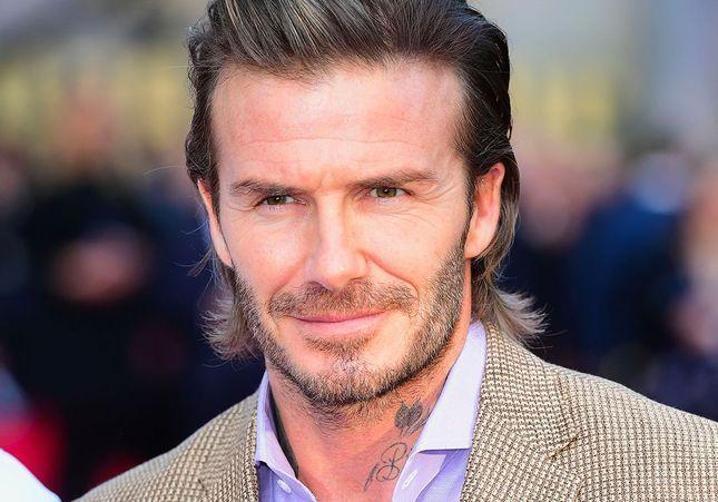 Vidéo : David Beckham se dénude pour une raison bien particulière