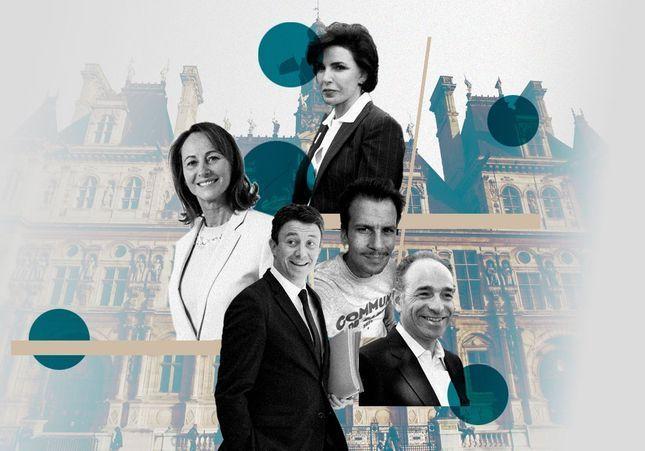 Municipales Paris 2020 : qui sont les prétendants ?