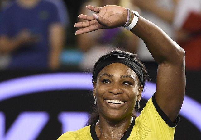Serena Williams se bat pour l'égalité salariale de toutes les femmes
