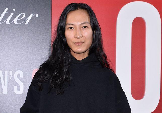 Alexander Wang au premier rang des accusés