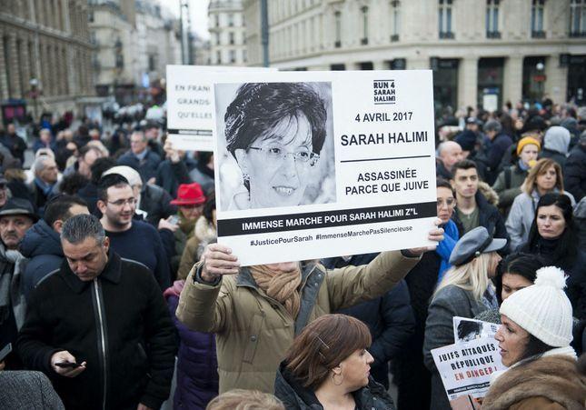 Affaire Sarah Halimi : « L'état d'ivresse ne devrait pas constituer une cause d'irresponsabilité »