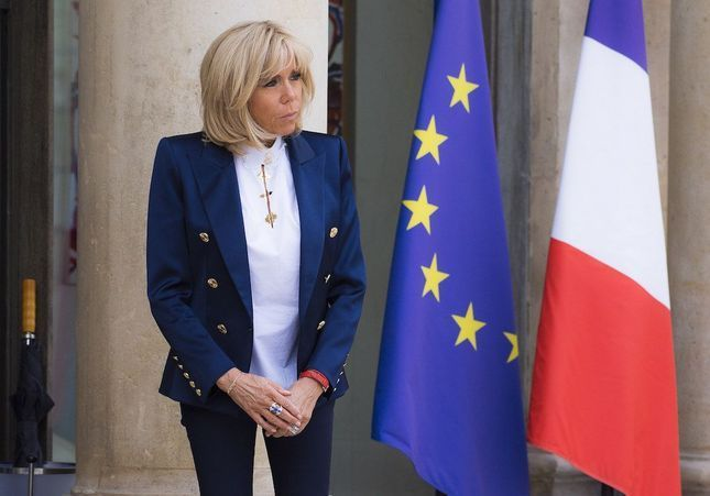 Brigitte Macron s'engage contre le harcèlement scolaire : « C'est un problème que je connais »