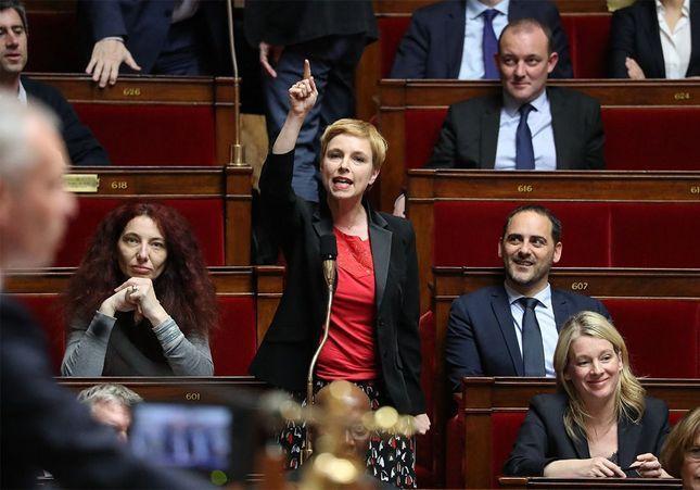Clémentine Autain : même pas peur  !
