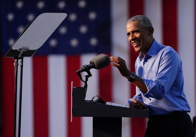 Élections américaines : Barack Obama entre en campagne pour Joe Biden