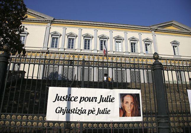 Féminicide : l'ex-compagnon de Julie Douib condamné à la perpétuité