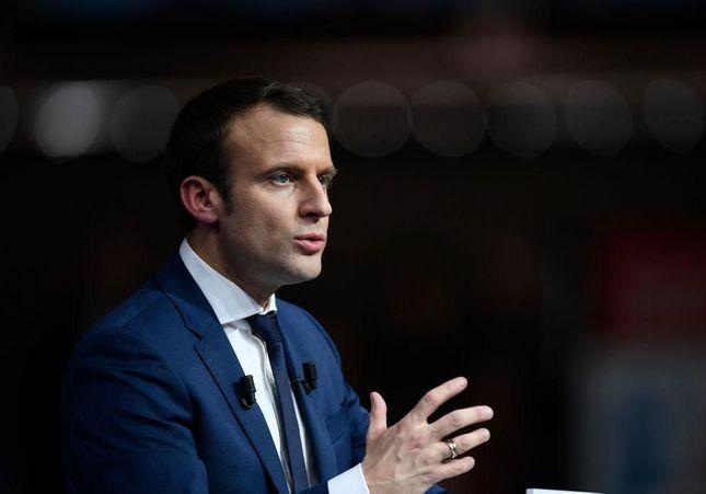 """Interview exclusive d'Emmanuel Macron : """"La lutte contre les violences faites aux femmes est une priorité absolue"""""""