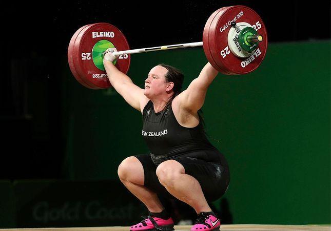 Laurel Hubbard, première athlète transgenre à participer aux Jeux Olympiques