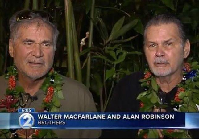 Meilleurs amis depuis 60 ans, ils découvrent qu'ils sont frères