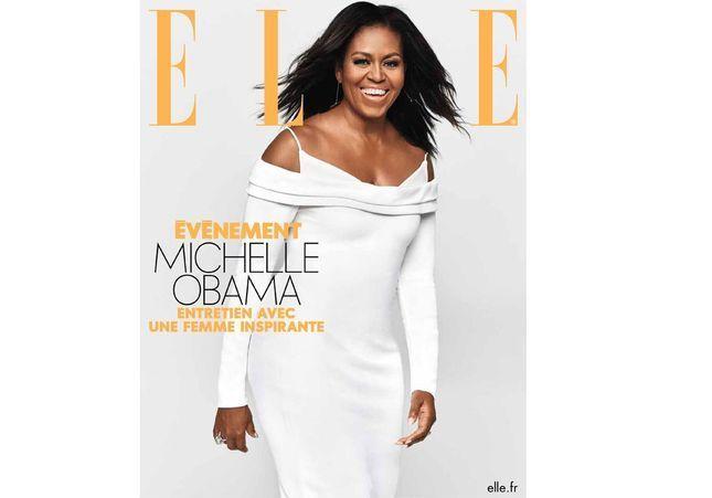 Michelle Obama en couverture de ELLE : son interview vérité