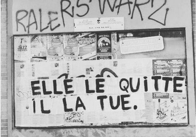 « On ne veut plus avoir à coller le nom de ces femmes qui meurent » : des affiches contre les féminicides