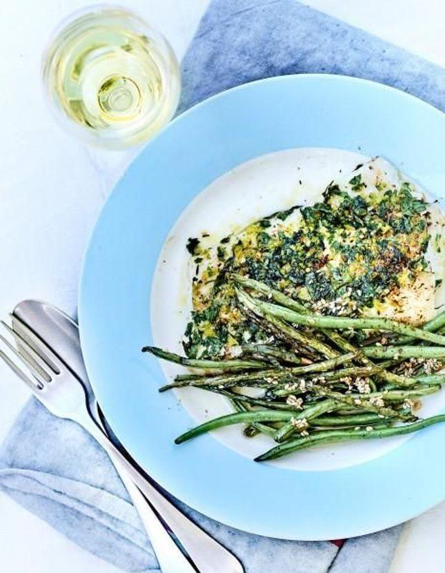 recette gourmande et diététique