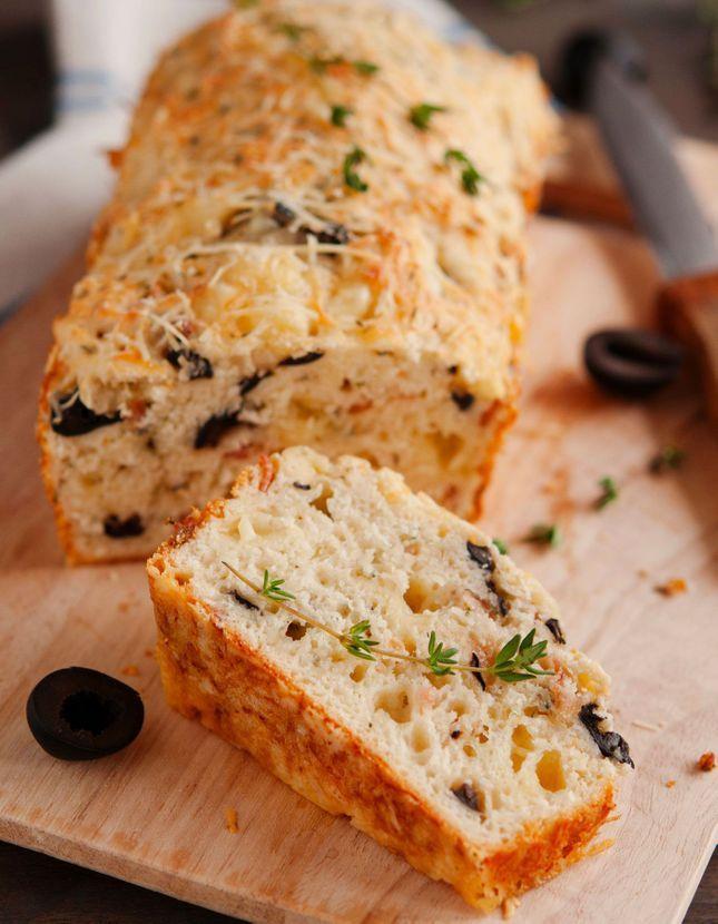 Recettes de cakes sal s thermomix faciles et pas chers elle table - Tous les ustensiles de cuisine ...