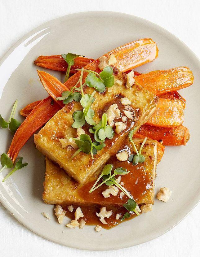 recettes de tofu - elle à table