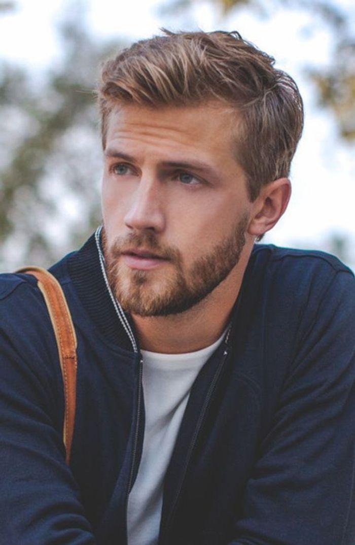 Célèbre Coiffure homme blond printemps-été 2017 - Ces coupes de cheveux  BG74