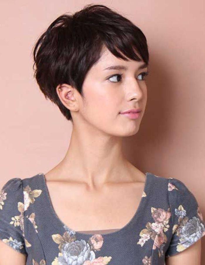 Favori Coupe de cheveux courte femme été 2016 - Les plus belles coupes  RL37