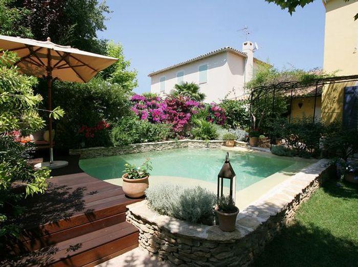 Préférence Un coin piscine ultra déco - Elle Décoration IY69