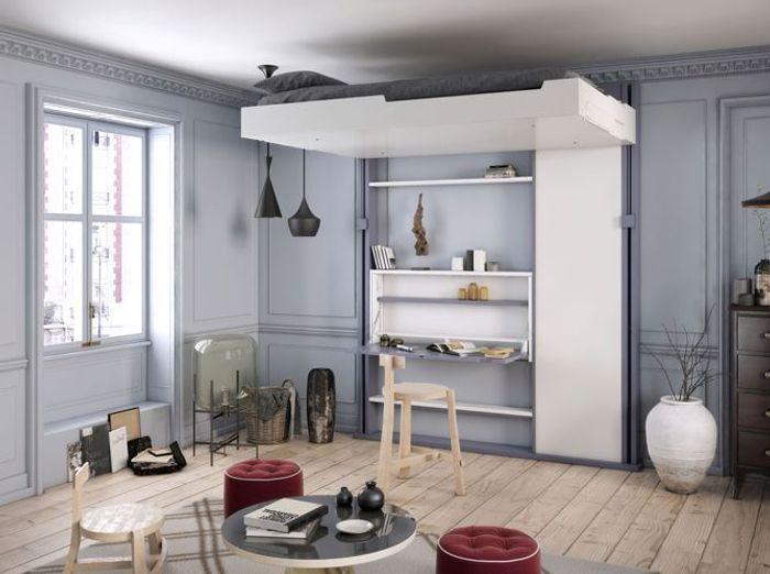 Comment d corer un petit appartement sans l encombrer elle d coration - Que doit contenir un appartement meuble ...