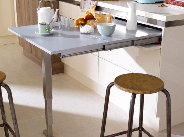 Favori Une cuisine cachée dans un placard - Elle Décoration JU14
