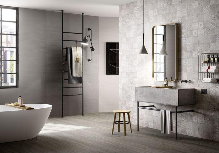 Exceptionnel 35 salles de bains design - Elle Décoration IN47