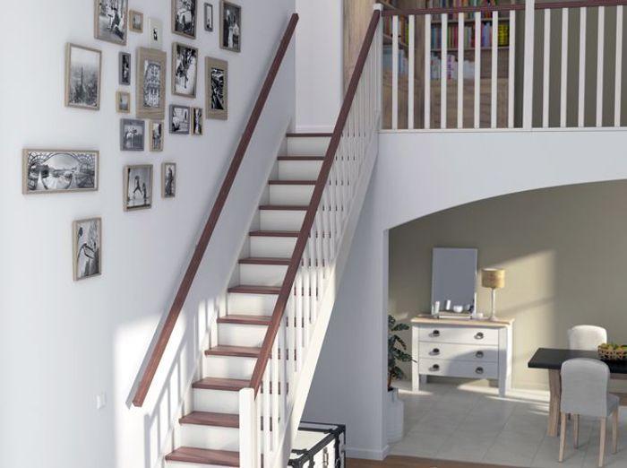 Exceptionnel Idées déco pour relooker son escalier - Elle Décoration MH35