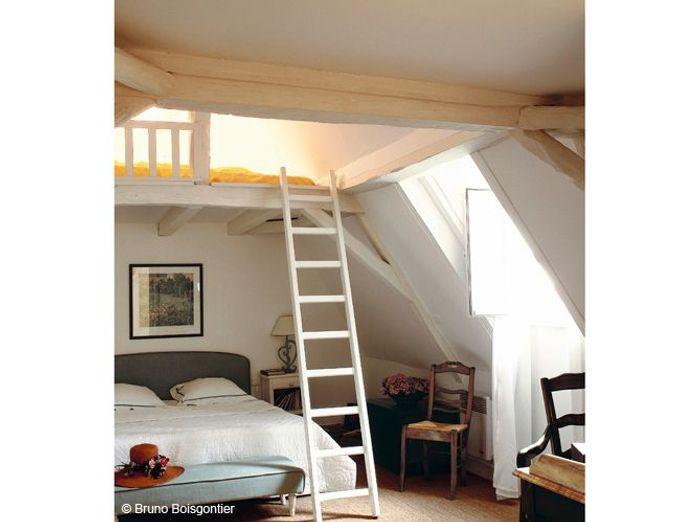 Top 35 chambres sous les combles - Elle Décoration EY08