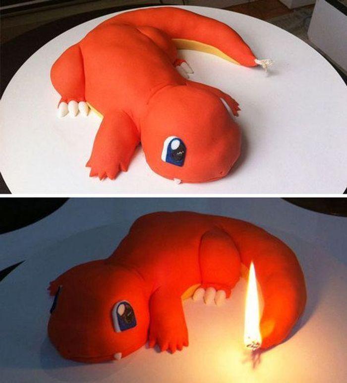 Connu Gâteau Pokémon en pâte à sucre - Quand les gâteaux Pokémon  XP08