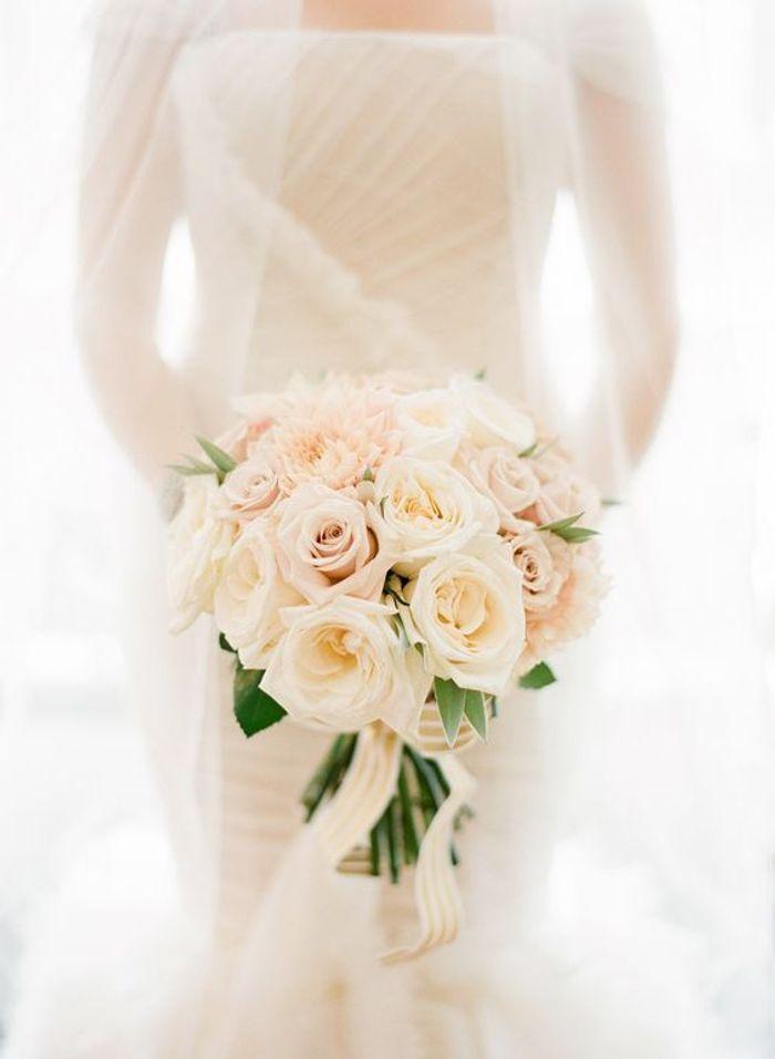 Hervorragend Bouquet de roses blanches - Les plus beaux bouquets de roses  UC31