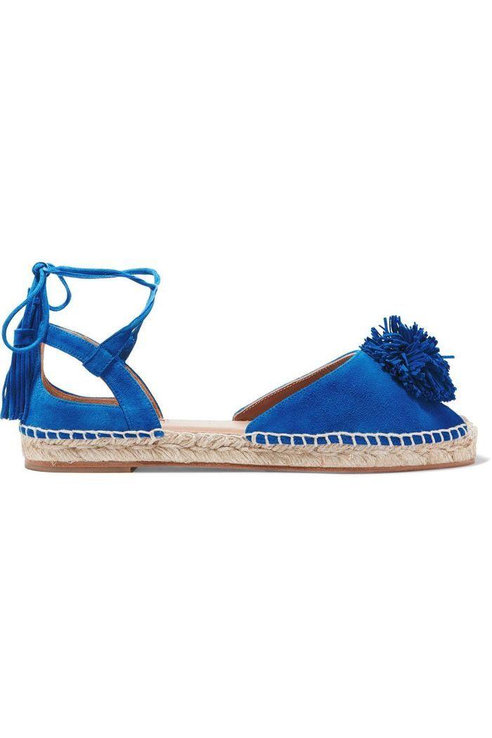 Chaussures - Espadrilles Aquazzura P3KLoR