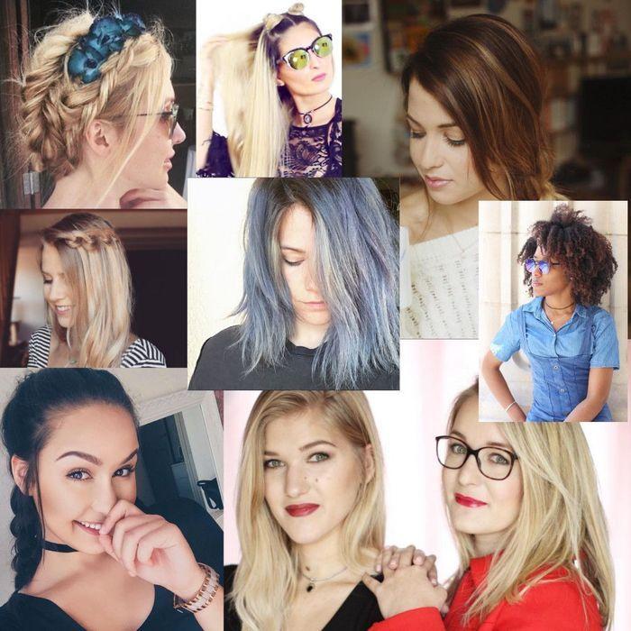 Youtubeuse coiffure qui sont les meilleures youtubeuses for Salon youtubeuse