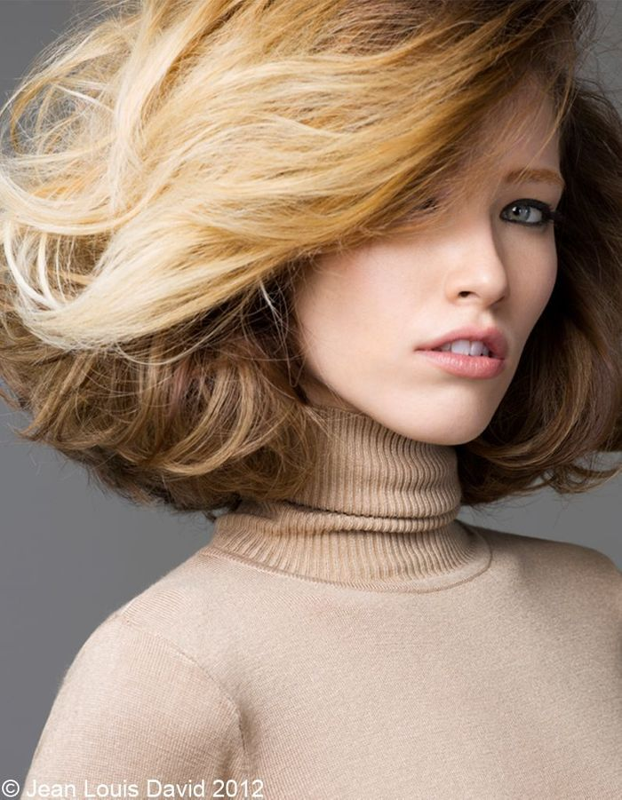 100 coiffures automne/hiver 2012-2013