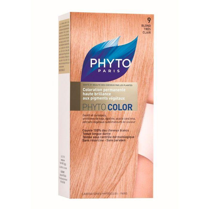 Couleur soin phytocolor coloration naturelle 10 teintures bio qui respec - Couleur naturelle bio ...