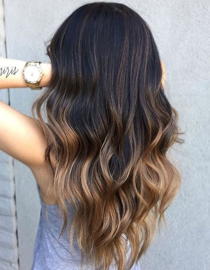 ombre hair styling ombr 233 hair brune ombr 233 hair les plus beaux d 233 grad 233 s de 7564