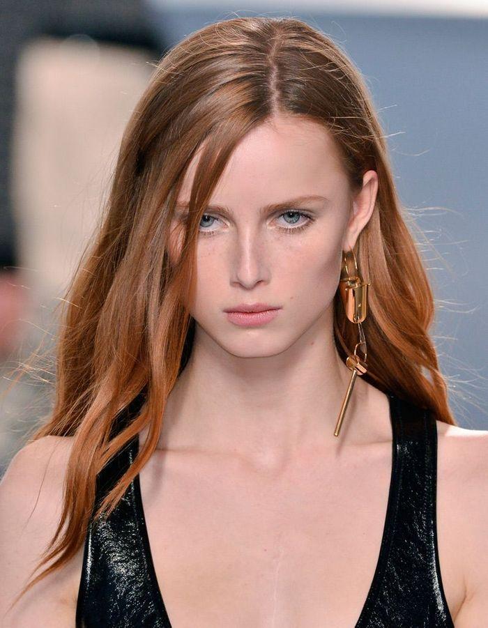 Cheveux blond v nitien cheveux blonds les nuances demander son coiffeur elle - Meche blond venitien ...