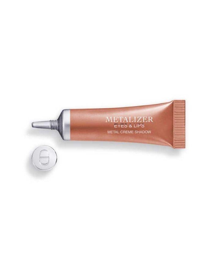 Metalizer, Fards crème yeux et lèvres, Dior, 24 €