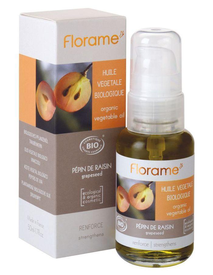 pour copier emma stone huile v g tale biologique aux p pins de raisin florame 15 60. Black Bedroom Furniture Sets. Home Design Ideas