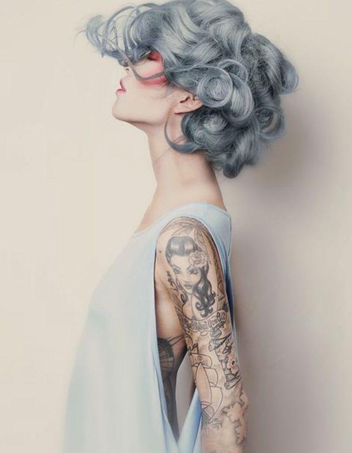Idée tatouage  des motifs old school