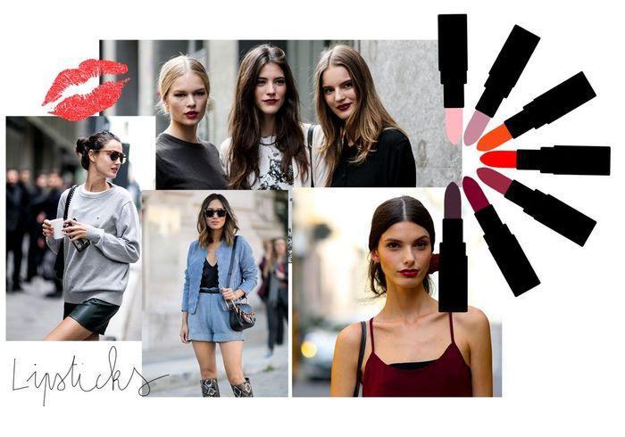 Lipstick : les 7 couleurs qu'on va voir partout