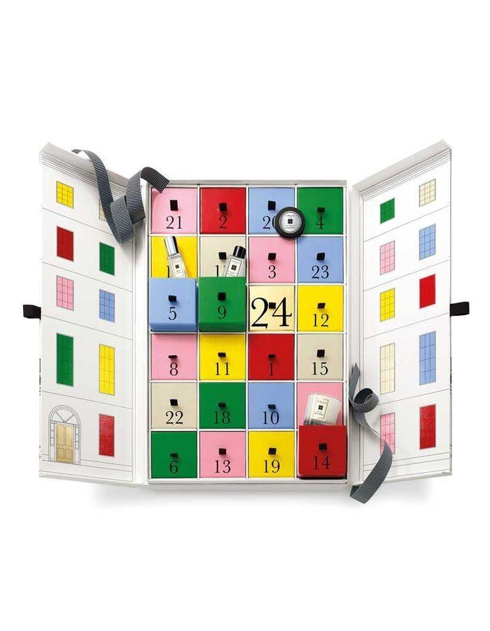 calendrier de l 39 avent jo malone 350 les calendriers. Black Bedroom Furniture Sets. Home Design Ideas