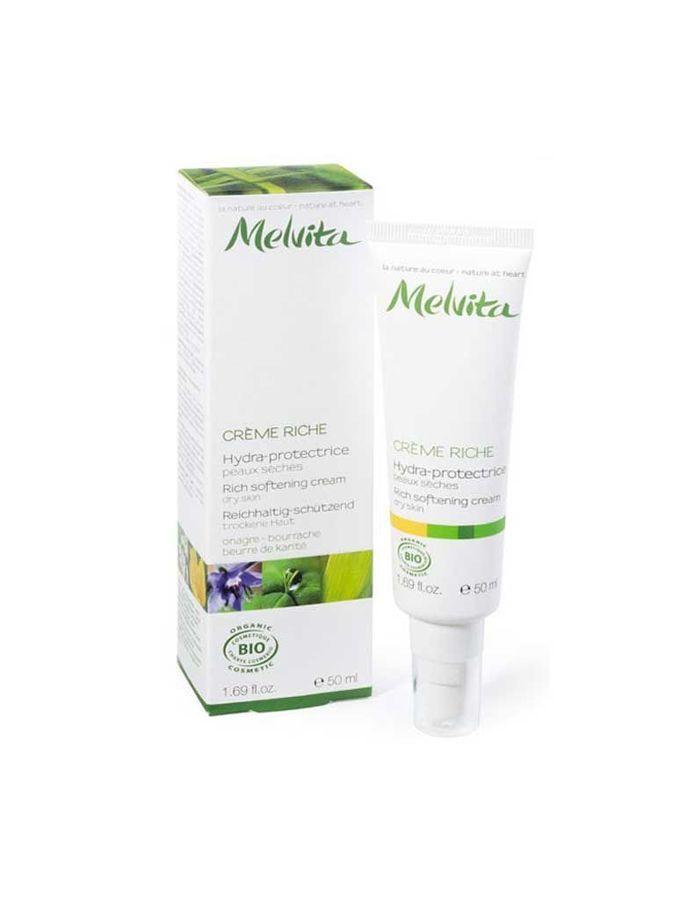 Crème riche Bio, Melvita, 25 €