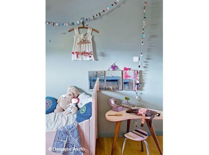 Une chambre d'enfants home made