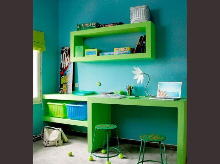 Chambre d 39 enfants un espace qui leur ressemble elle for Decoration chambre d enfant