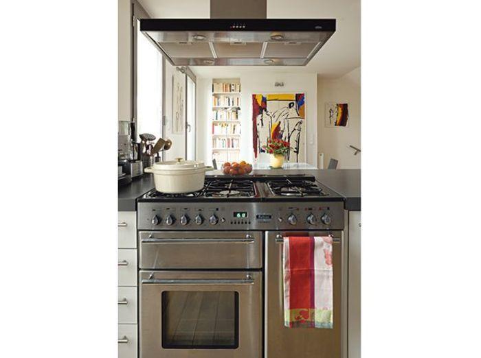Fourneaux Modèles Faciles à Caser Elle Décoration - Mini gaziniere gaz pour idees de deco de cuisine